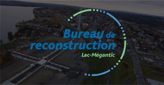 Site Web du Bureau de reconstruction