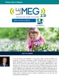 Infolettre - Le MEG 2.0