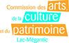 Logo commission des arts et de la culture et du patrimoine