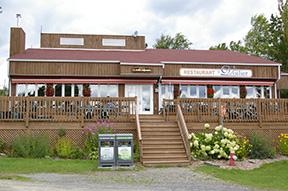 Restaurant Le Voilier Baie-des-Sables