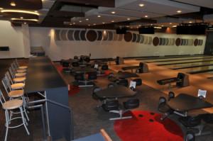 Salle de quilles du Centre sportif Mégantic