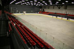Aréna du Centre sportif Mégantic