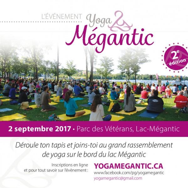 Yoga Mégantic