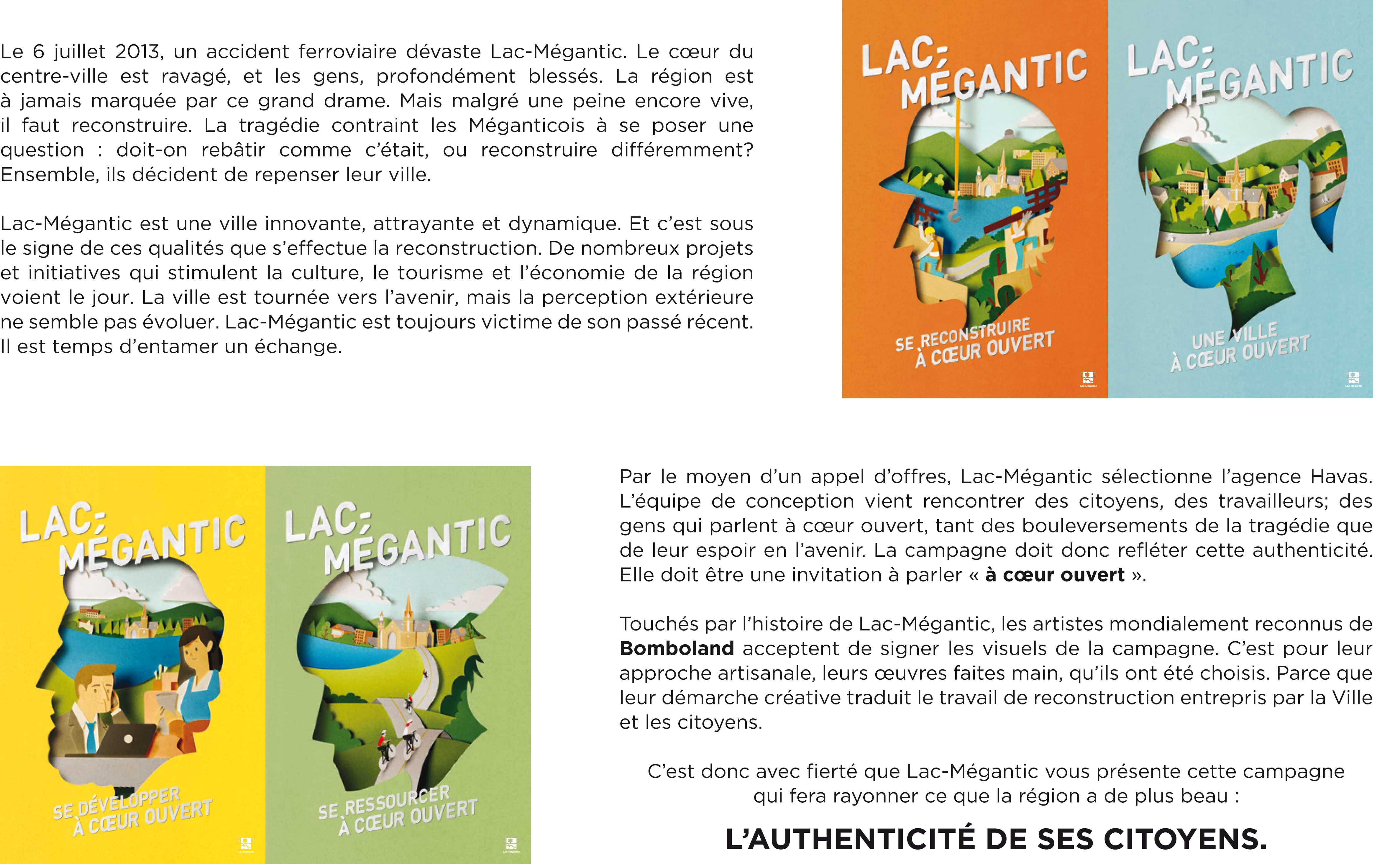 agence de rencontre lac mégantic