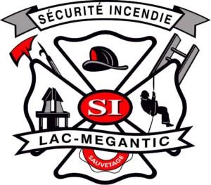 Logo Sécurité incendie Lac-Mégantic
