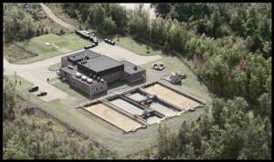 Usine d'épuration Lac-Mégantic