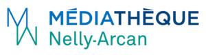 Logo de la Médiathèque Nelly-Arcan