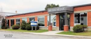 Médiathèque Nelly-Arcan