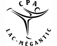 Logo Club de patinage artistique Les lames argentées