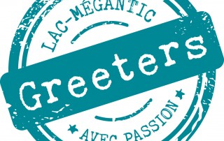 Greeters Lac-Mégantic|Logo Greeters