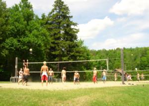 Volleyball de plage