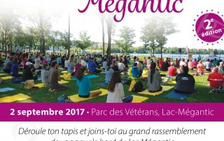 Yoga Mégantic 2017|Yoga Mégantic 2017