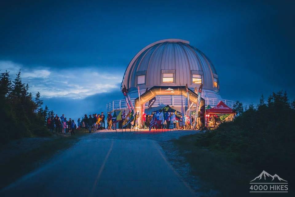 Observatoire Mont Mégantic Canada Man