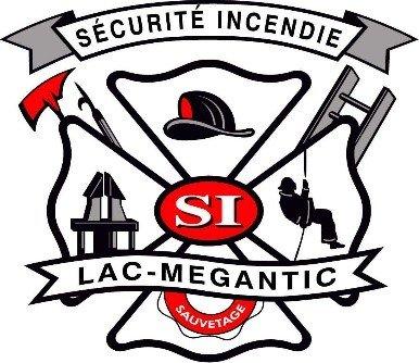 Logo Service de sécurité incendie Lac-Mégantic